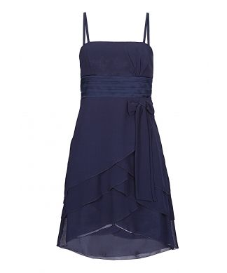 Robe cocktail Evening Blue | 46