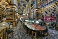 Regard Auteurs Hemis : Arnaud Chicurel France, Paris (75), zone classée Patrimoine mondial par l'UNESCO, palais Bourbon, siège de l'Assemblée Nationale, la bibliothèque
