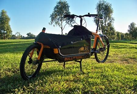 Bullit Cargo Bike !
