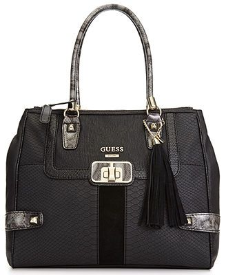 GUESS Handbag, Attis Fancy Satchel