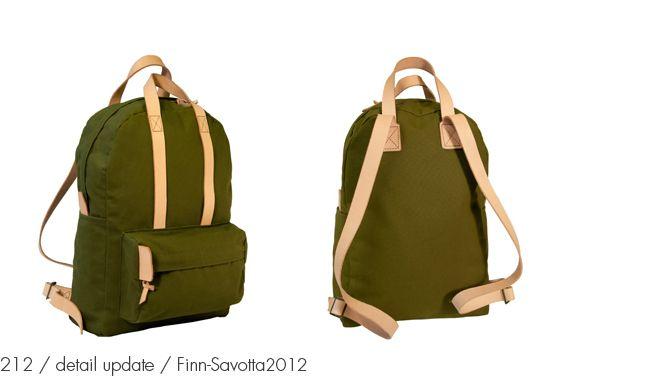 212 / rucksack / Finn-Savotta 2012, Harri Koskinen