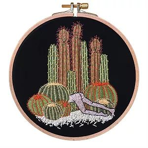 Casnac by Sevcaning   GALLERY  Nude Cactus www.casnac.com