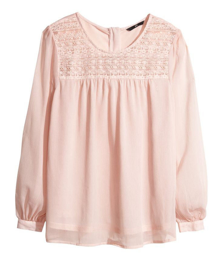 H&M blouse 2013