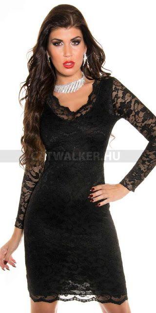 Alkalmi ruha: Alkalmi ruha, fekete - 210081