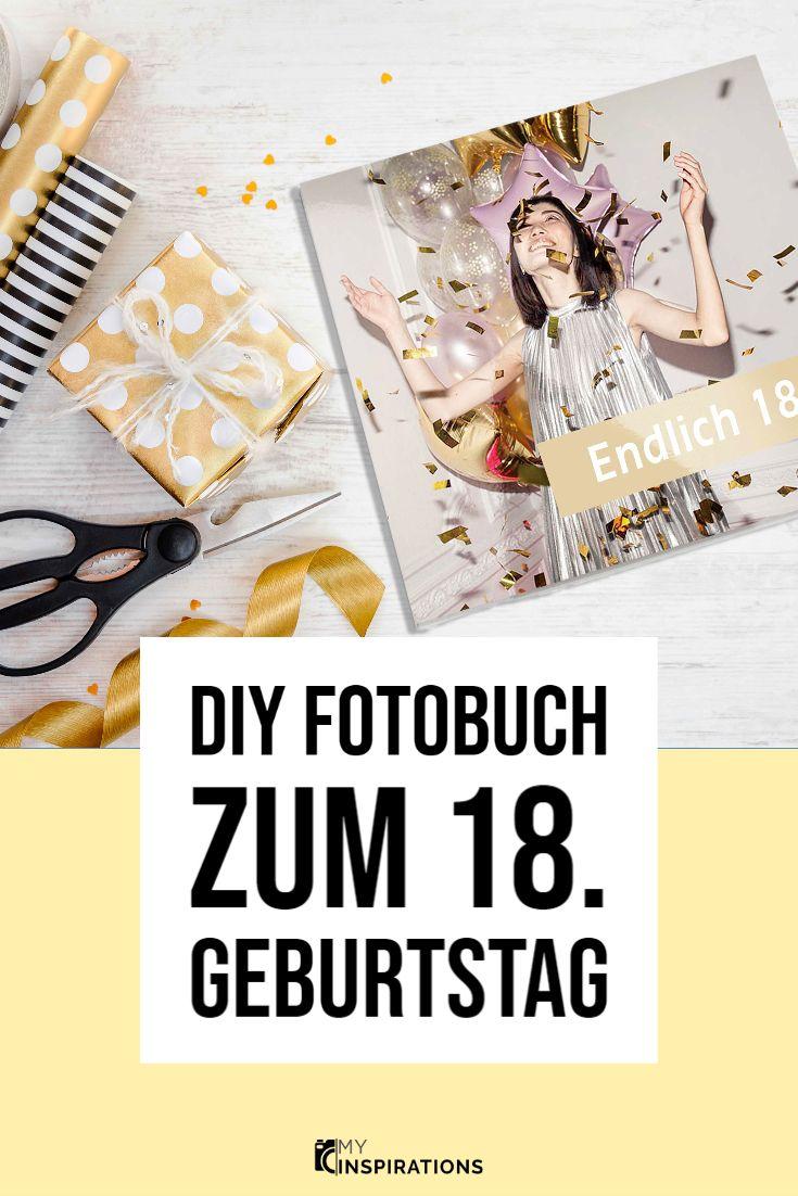 Geburtstags Fotobuch Erstellen Individuell Gestalten