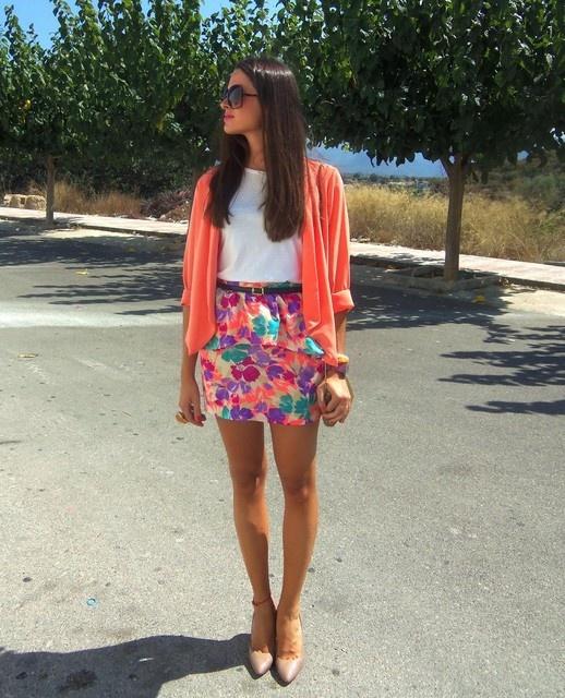 Tendencias en ropa casual - Primavera - Verano 2013 - Parte II | Moda y más.....