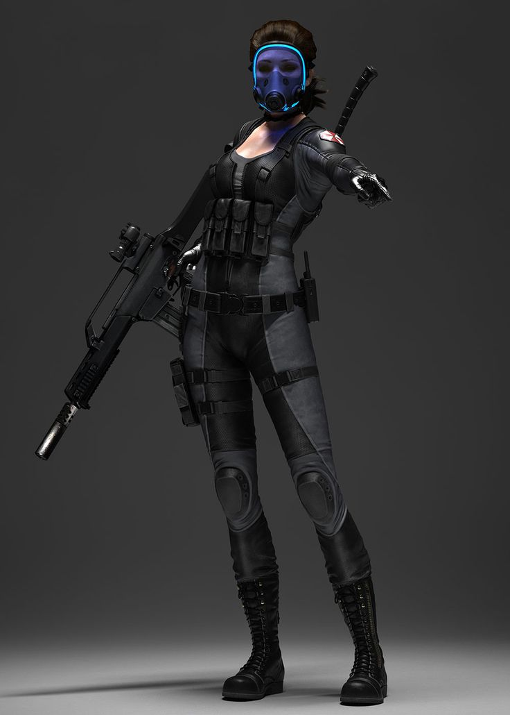 Resident Evil: Operation Raccoon City Art & Pictures Lupo