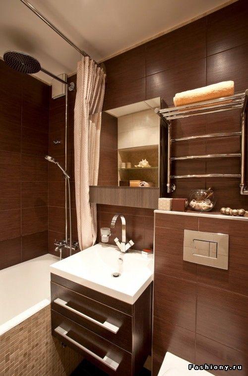 Пять маленьких уютных квартир / интерьерные решения для маленьких квартир