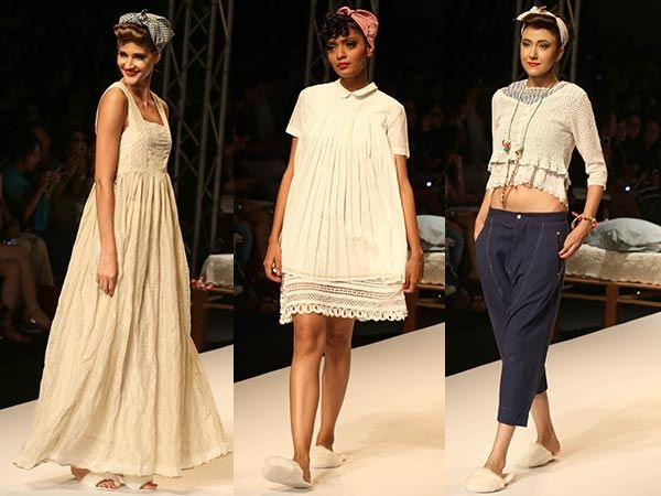 Scintillating Pero Collection By ‪#‎AneethArora‬ At ‪#‎AIFWSS16‬!