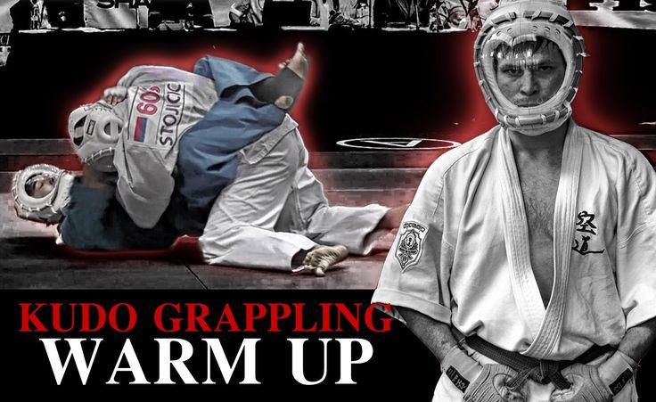 Kudo Warm Up before grappling | Daido Juku Karate | (大道塾空道)/(대도숙 공도)