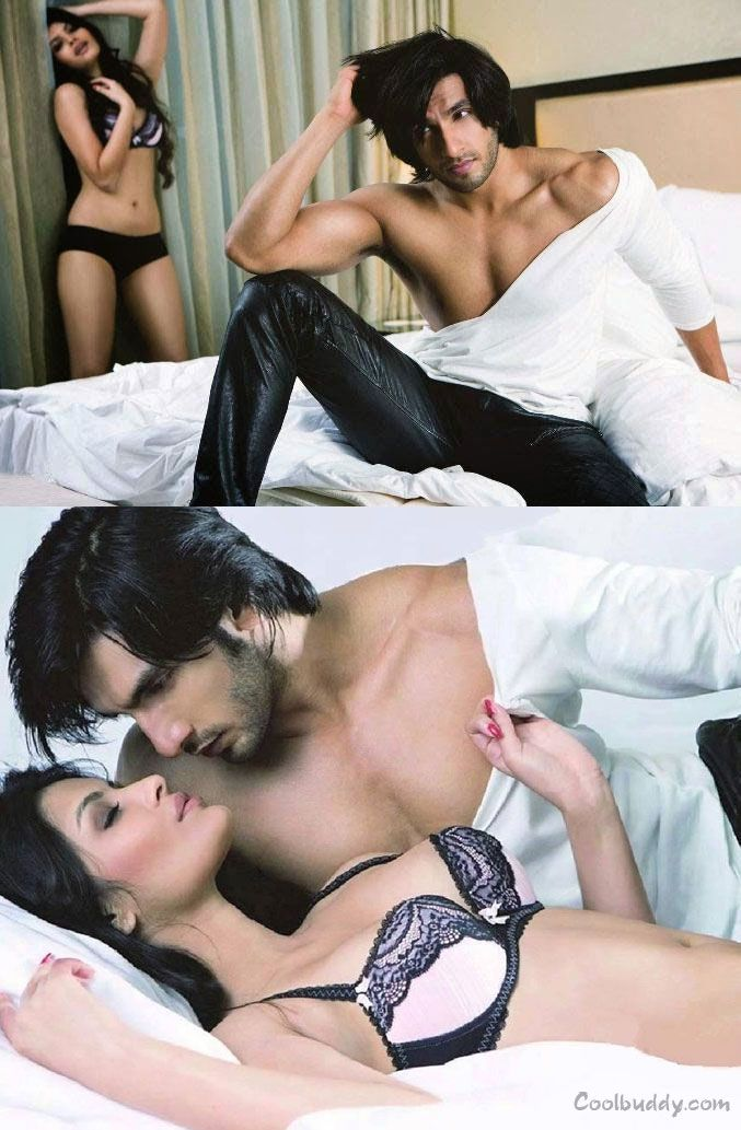 Sonali Raut and Ranveer Singh Hot Photoshoot For Maxim Magazine