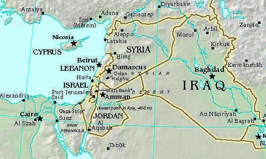 O άξονας Κύπρου – Ισραήλ – Ιορδανία