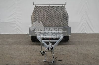 Box Trailers For Sale Gold Coast: Tradesman Trailers, Tandem Trailers Gold Coast - Ozwidetrailers.com.au