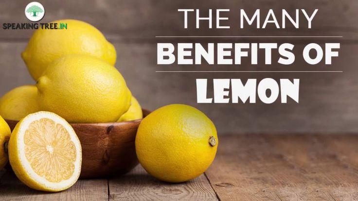 Nutritional Value of Lemons