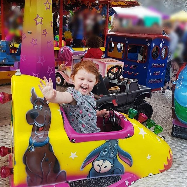 We Had Fun Today Attending The Family Fun Day Which Is Part Of Junefest2019 Ava Got A Go On All The Rides I Ate Som Family Fun Day Family Fun Irish