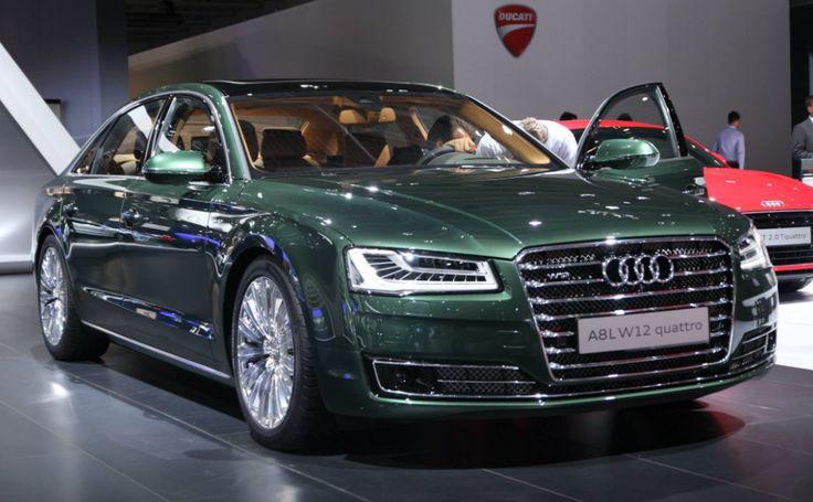 2016 Audi A8 L W12