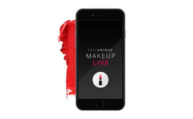Feelunique Launches Makeup App