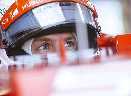 """Vettel, """"Schumi me l'aveva detto, la Ferrari e' un sogno"""""""