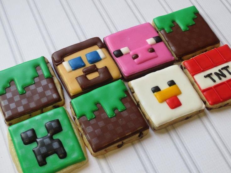 minecraft cookies