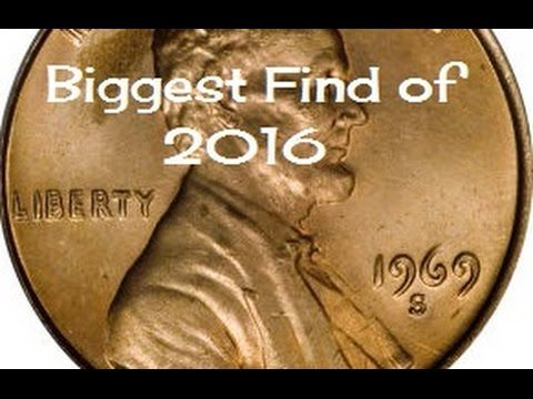 COIN ROLL HUNTER DISCOVERS AMAZING RARE PENNY - CENT WORTH $18K++ - YouTube