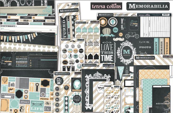 teresacollins - Memorabilia  Coming Soon to Serendipity