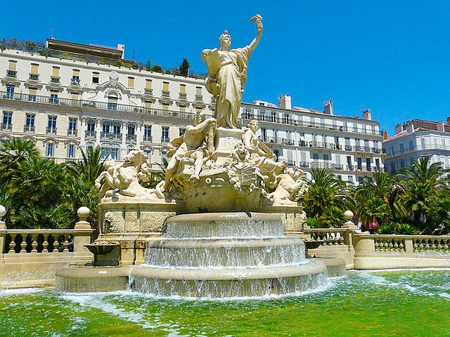Federation Fountain Toulon
