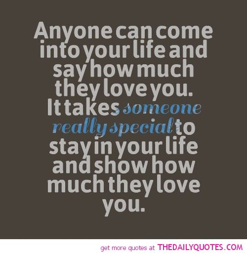 Special Love Quotes For Him: Someone Really Special