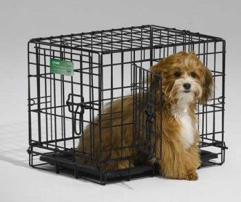 The #Midwest Dog Crates have a brilliant design at a really competitive price, but over the years, the quality of materials has been compromised in order to control rising costs. You should examine your unit carefully to make sure there are no flaws or sharp points that can harm your dog. Midwest crates are still an extremely good value with sturdy construction for a mid size dog crate.