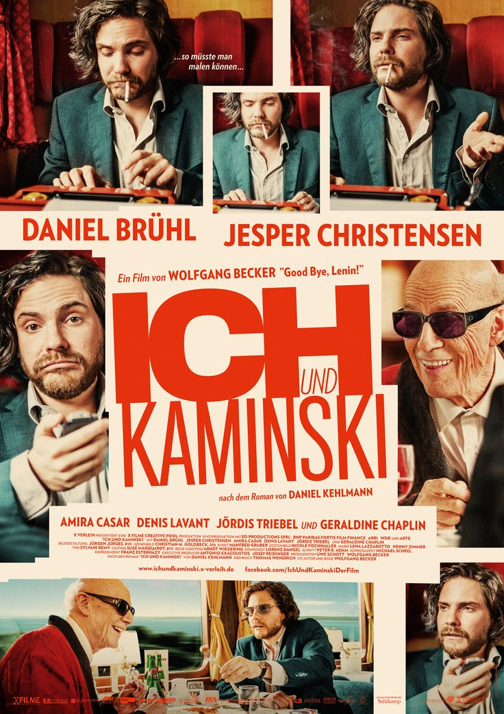 Ich und Kaminski (Komödie 2015)