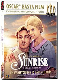 Recension av Sunrise - A tale of two humans. Ett drama från 1927 av F.W. Murnau med George O'Brien, Janet Gaynor och Margaret Livingston.