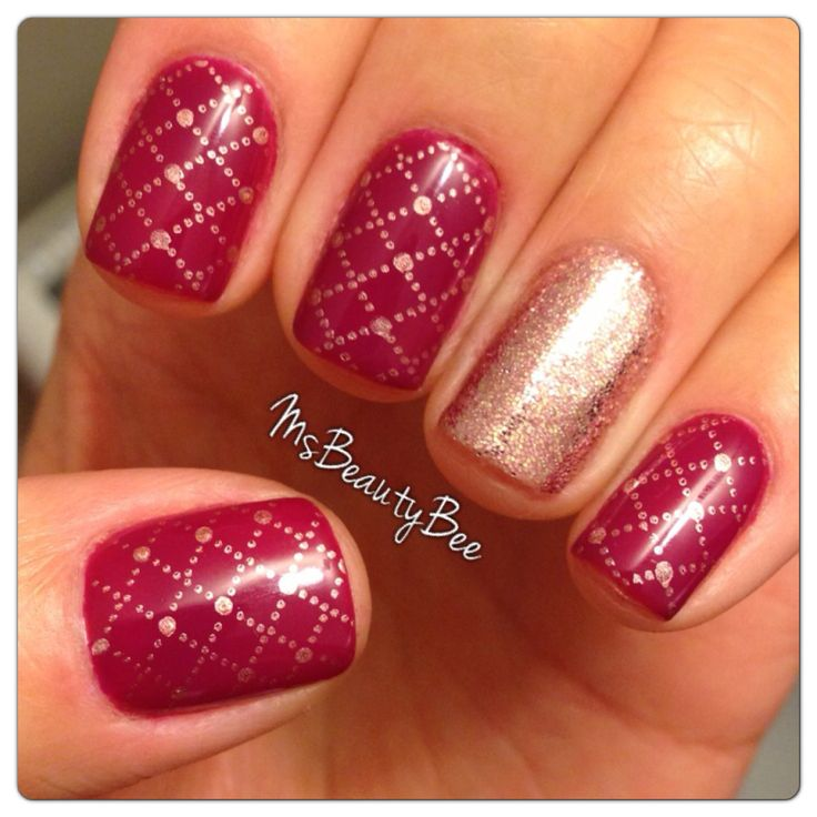 60 best Nail Art, Gelish, & Konad images on Pinterest | Ongles, Gel ...