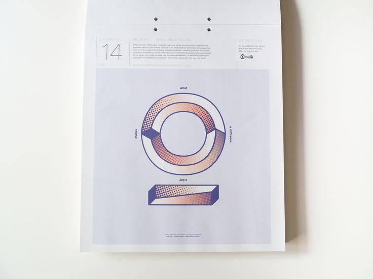 Ciska Swaak — Grote Rotterdamse Kunstkalender entry