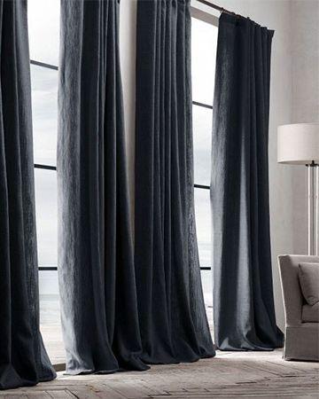 trends 2018 velours gordijnen donkergrijs raamdecoratie mrwoon