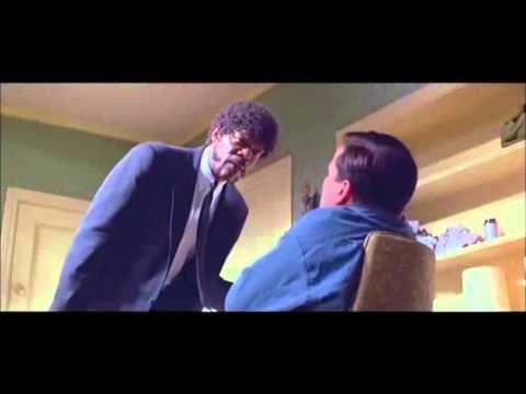 5 répliques - Pulp Fiction