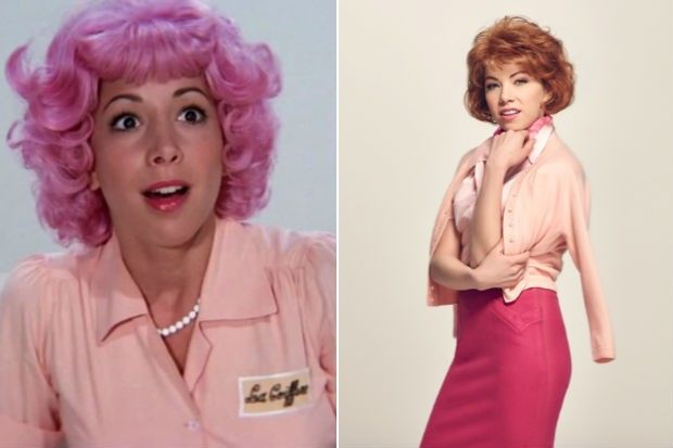 Frenchy: Then & Now - Didi Conn Carly - 3