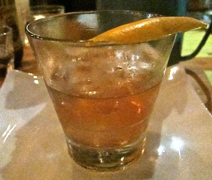Les cocktails de la coupe scott