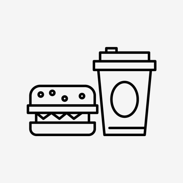 Vector Fast Food Icon Food Clipart Food Icons Fast Icons Png And Vector With Transparent Background For Free Download Boekenleggers