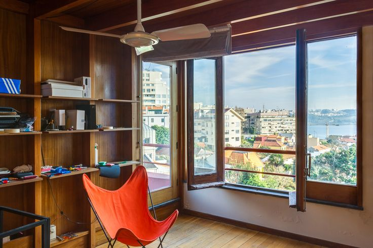 HomeLovers: office with a view