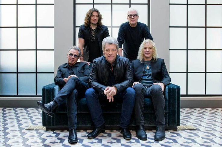 Tico,Jon,David,Hugh and Phil