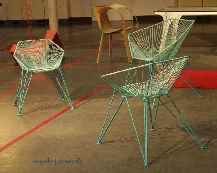 .zmysły i pomysły: usiądź proszę... Home Decor w Poznaniu