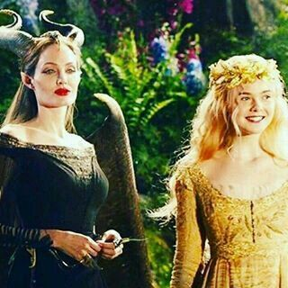 Coronation;Maleficent and Aurora.