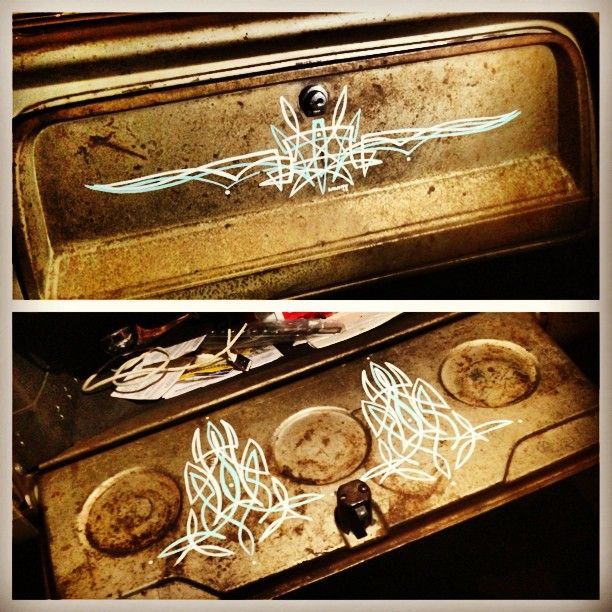 17 Best Images About Pinstriping On Pinterest Ricky Bobby Silver Clutch And Chevy Trucks