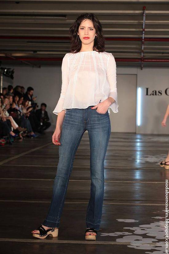 Moda y Tendencias en Buenos Aires | MODA 2016 | MODA PRIMAVERA VERANO 2017: LAS OREIRO PRIMAVERA VERANO 2017…
