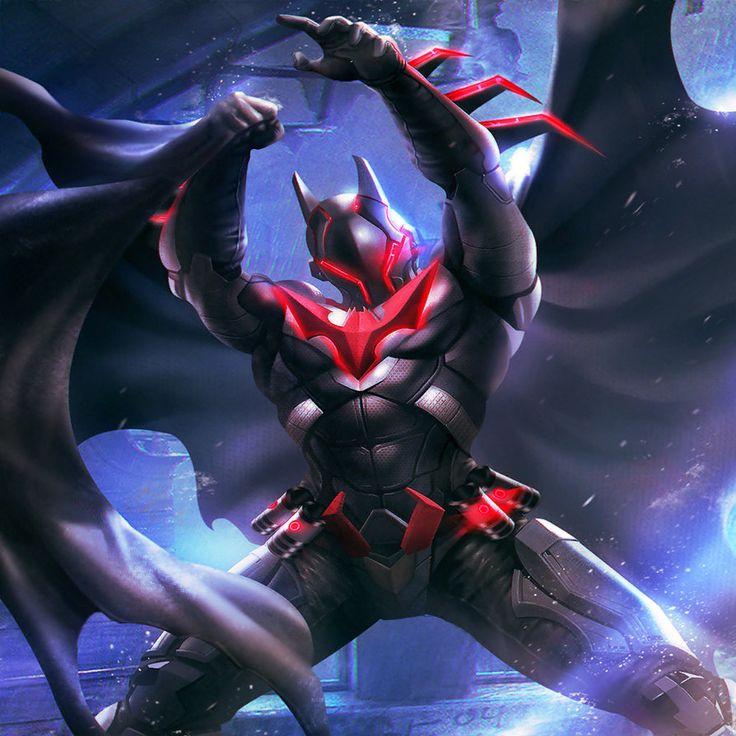 Injustice 2 ios batman art 7 by wyruzzah fants comics games and more pinterest ios