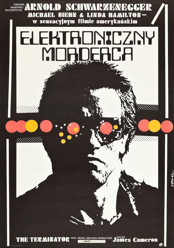 """In Polish """"terminator"""" means """"apprentice""""; so in Poland, The Terminator was renamed Electronic Murderer. @GreatDismal"""