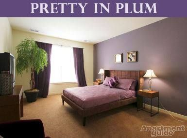 Sherwin williams has selected exclusive plum as their for Exclusive plum bedroom