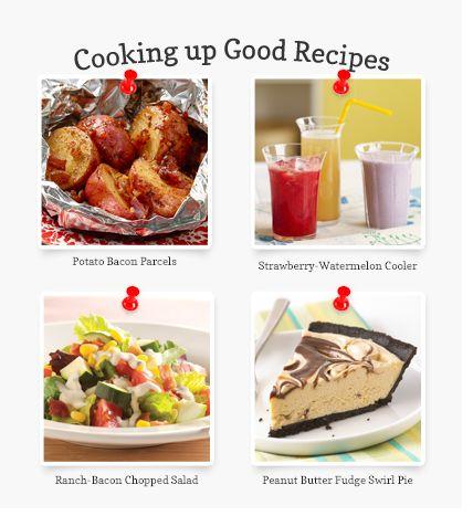 Hier finden Sie großartige Rezepte von Kraft. #cookingupgood   – bernina 215 contest