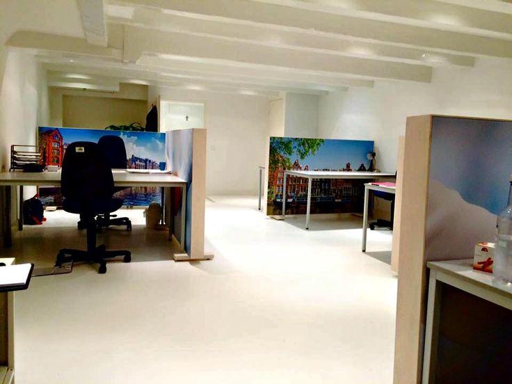Werkplek huren in een gezellig kantoor aan de Amsterdamse herengracht? (Centrum)