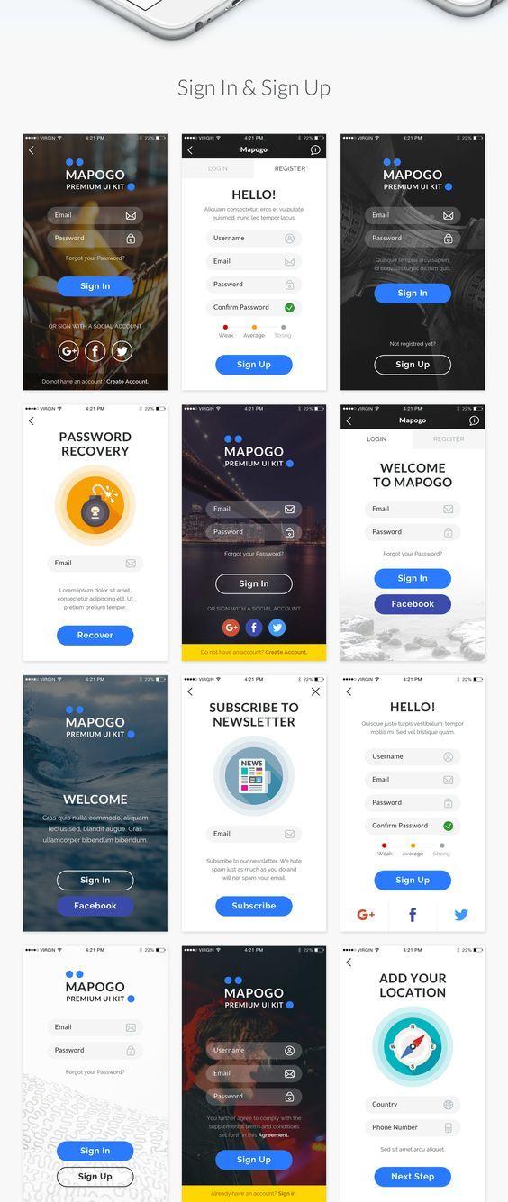 Best Android Ui Design Tool: Best Agency for android app design | app design layout | apps for rh:pinterest.com,Design