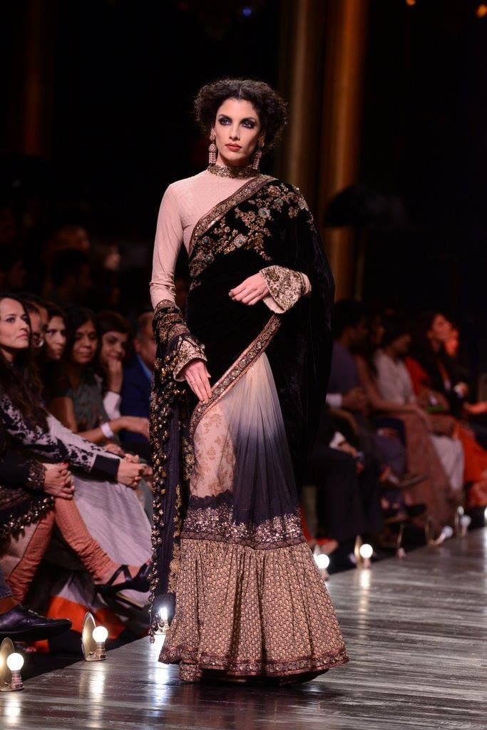 Lakme Fashion Week WinterFestive 2013 – Sabyasachi